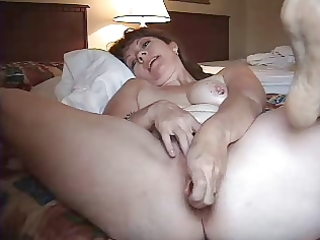 mature fake penis ass love tunnel solo