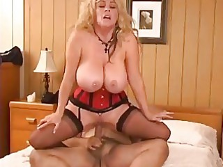 ron jeremy makes love to a aged buxom woman pt 19