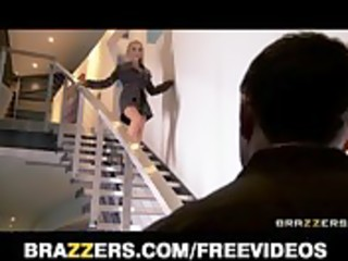 hot blond wife cheats on her spouse and acquires