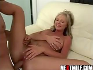 slutty floozy wife double penetration gangbanged