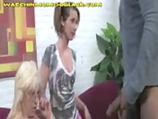 interracial fucking for mama and daughter