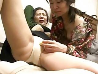 Freaks Of Nature 119 Japanese Grannys Panties