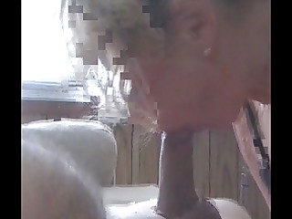hawt blond russian d like to fuck sucks a large