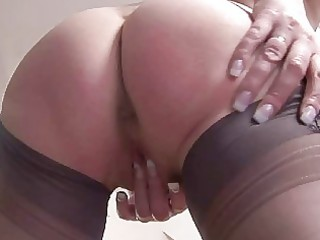 older british hotty team-fucked
