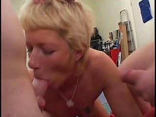 d like to fuck golden-haired engulf cocks