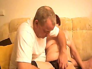 granny masturbating by guy friend