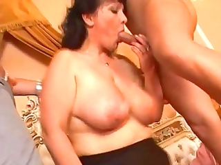 breasty mature hose bonks schlongs
