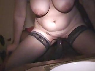white wife creampied by bbc 3