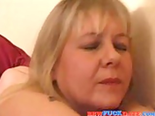 aged big beautiful woman acquire her wazoo and