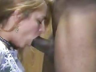 hawt golden-haired wife interracial cuckold