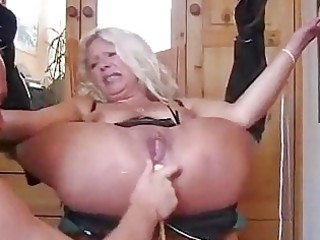 squirt and fist his wife