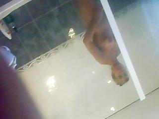 mama caught on baths