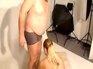 german milf golden-haired screwed by overweight