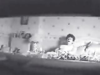 hidden web camera catches ma old mamma