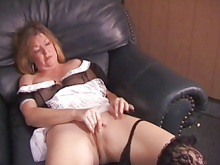 older maid masturbating