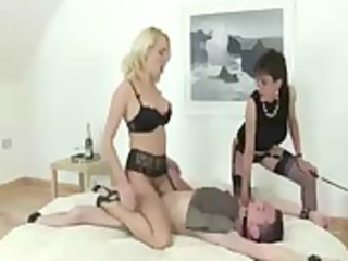 sexy fetish older honeys dominate loser
