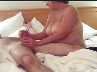 big tits mature deepthroats and handjobs