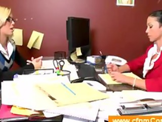Female bosses humiliate their employees