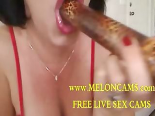 busty d like to fuck strokes her slit and reaches