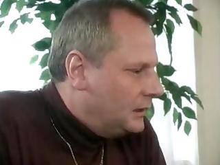 german older blond has schlongs to engulf on and