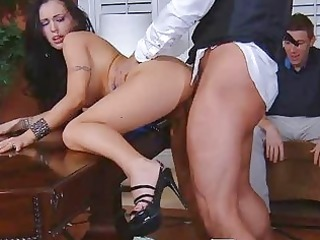 hot hot wife cuckold with psychologist