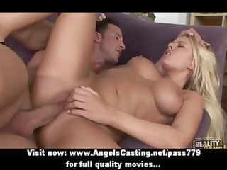 swinger foursome with blonde wives screwed hard