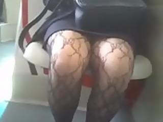 hot pleasing elegant old mature wide legs