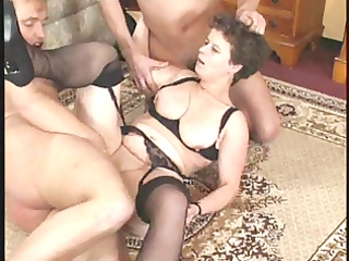 lascivious older - fucking and fisting