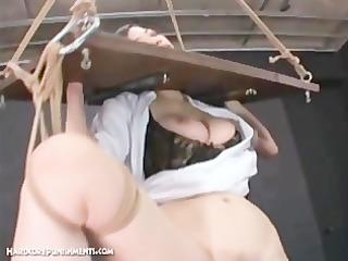 hardcore japanese punishment: momo #11