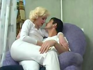 older russian mommy bonks sons ally dilettante