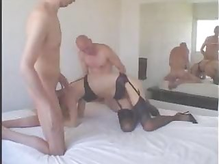 casting french older -anal gangbang-