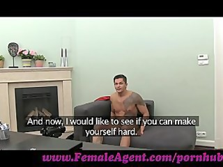 femaleagent. mother i cums all over chaps wang