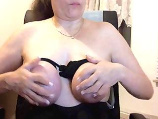 aged titties bondage