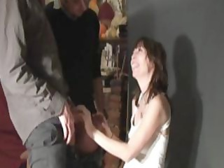 mature in nylons analfucked by 6 bastards