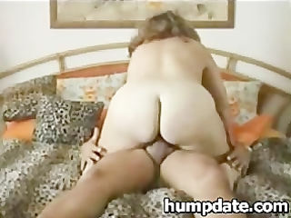 compilation of chubby wife on top