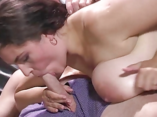 british breasty mother i acquires fucked in black
