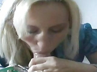 horny blondie wife sexcapade bare