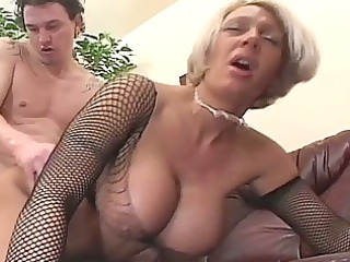 breasty d like to fuck rides a hard boner