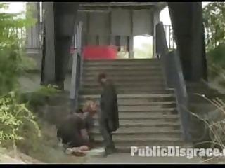 outdoor sadomasochism euro public mother i