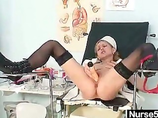 slender mother i nurse nora opens bawdy cleft