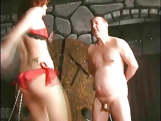 punishment granddad