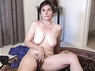 A delicious Hairy Mature Pt 2
