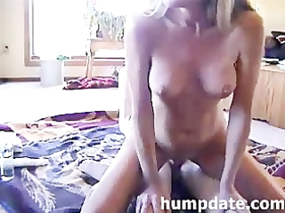 wife toying her snatch during the time that she