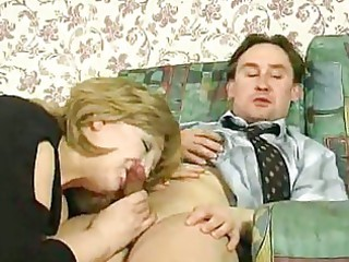 lustful chubby older lady in the wicked sex act