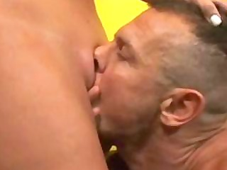 breasty janine is a d like to fuck who sucks and