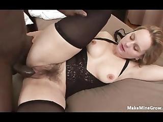 older slut got a bushy pussy-8