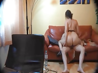 ass wife on real homemade sex tape