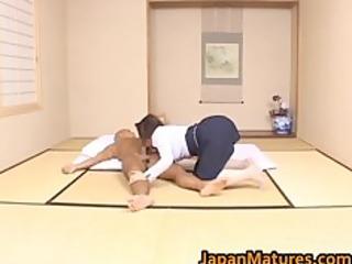 hitomi kurosaki is a sexy mature part6