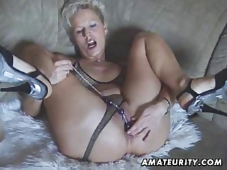 breasty non-professional d like to fuck toys and