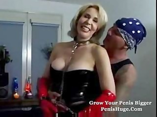 older double penetration in latex